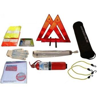 Kit de seguridad automotores